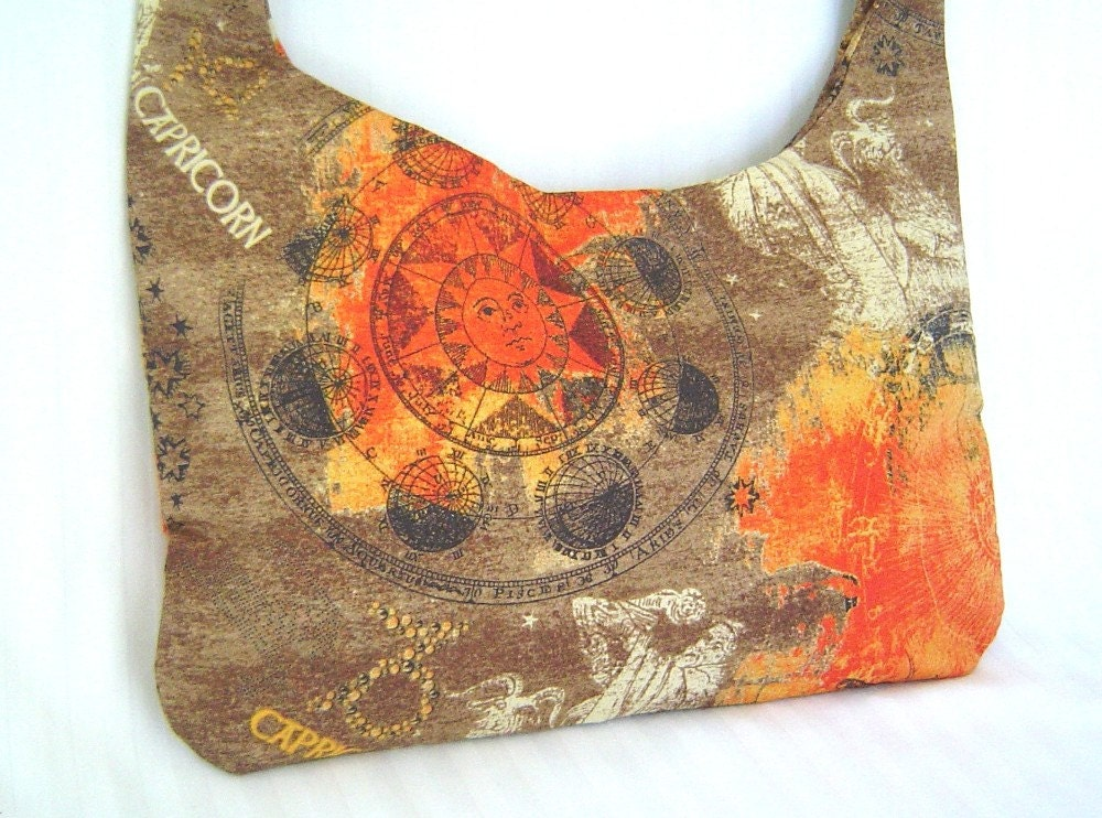 Capricorn Astrological and Zodiac Themed Purse