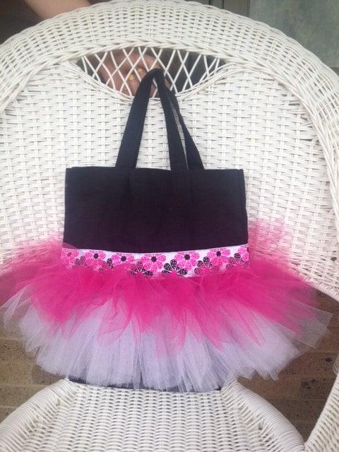 Galería de bolsas con tutú. | Ideas y material gratis para fiestas ...