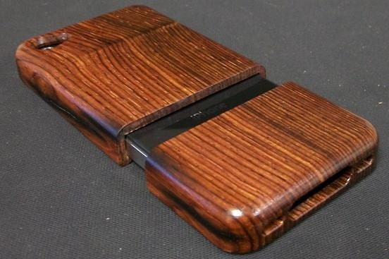 Cocobolo Iphone4 case