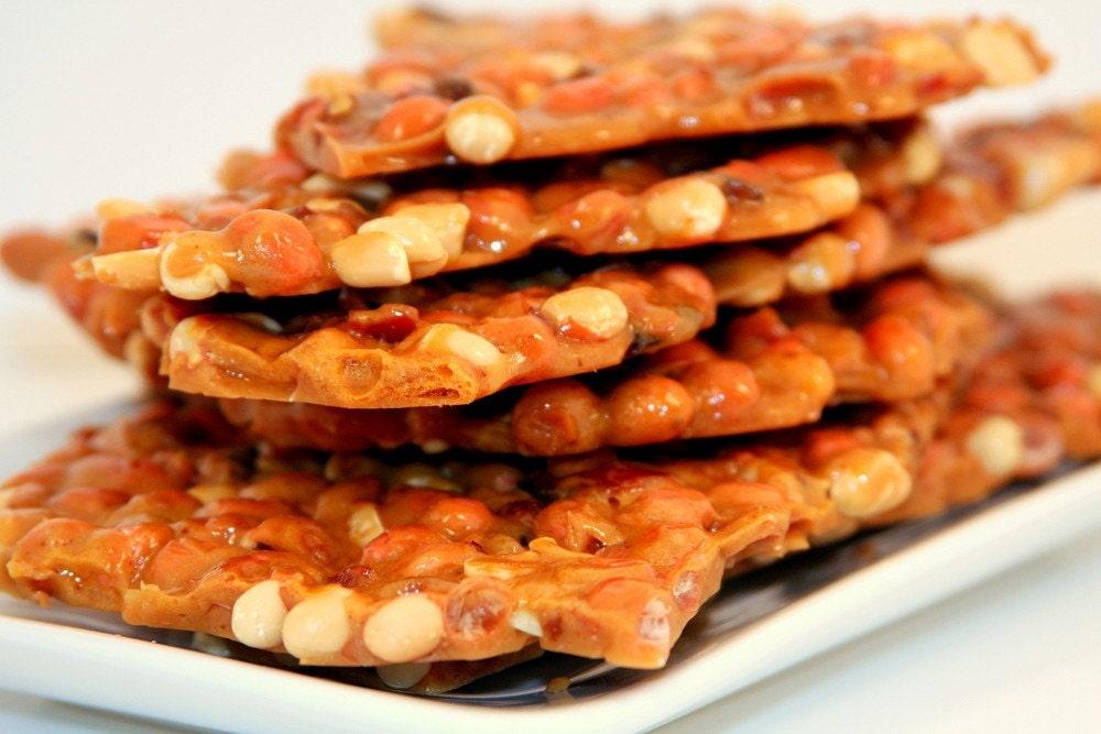 bacon  peanut  brittle  -  1  pound  //  bon  bon  brittle