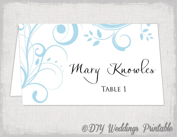 Avery Place Card Templates Free
