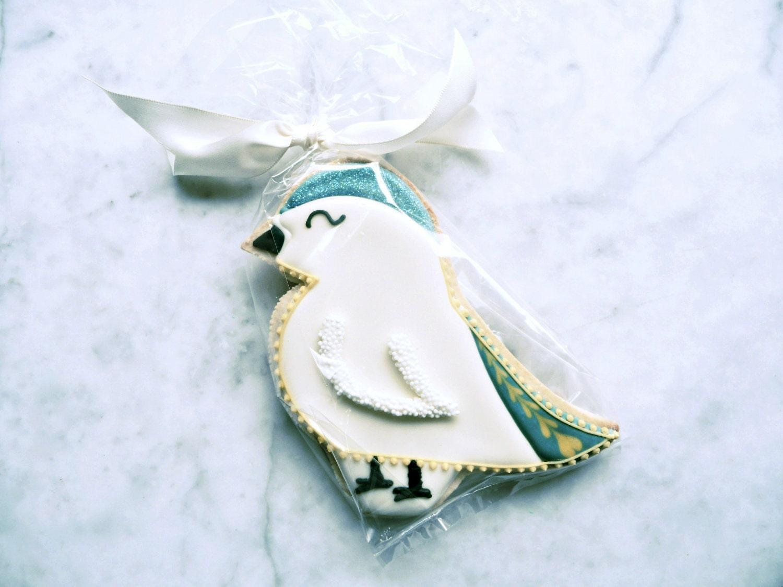 Birdie Sugar Cookies