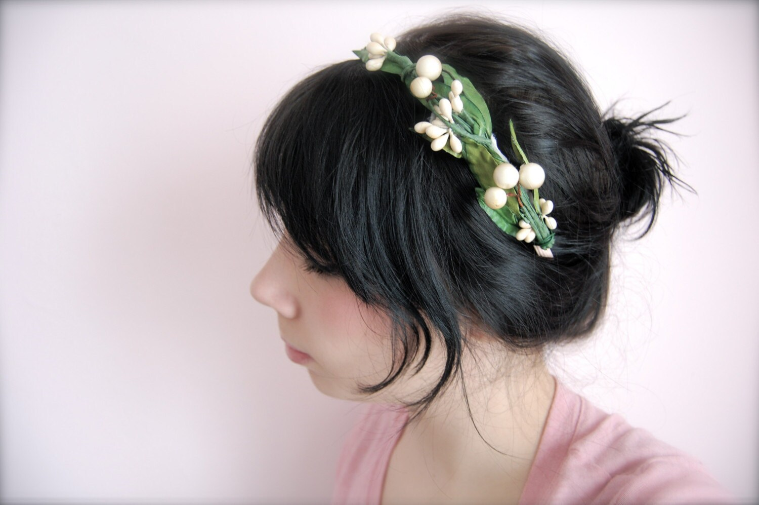 Summer Twig Headband