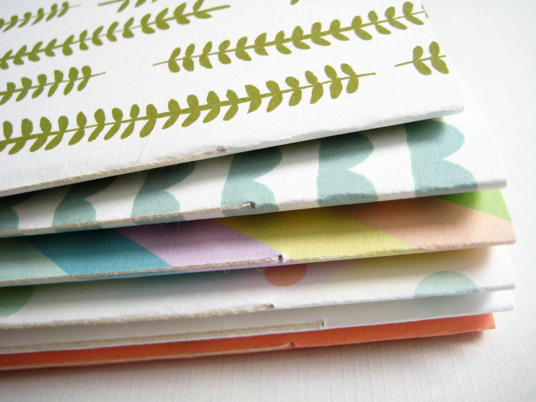 Any 3 Patterned Notebooks