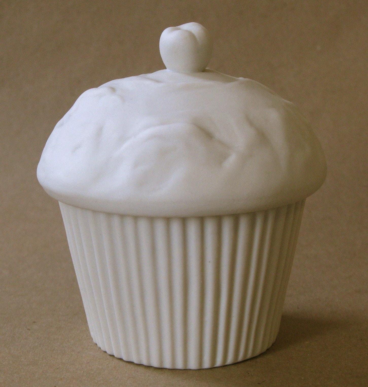 Porcelain Cupcake