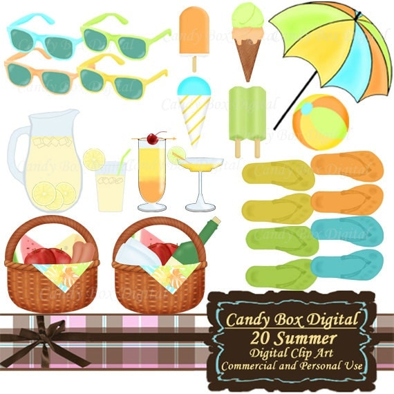 spring picnic clipart - photo #46