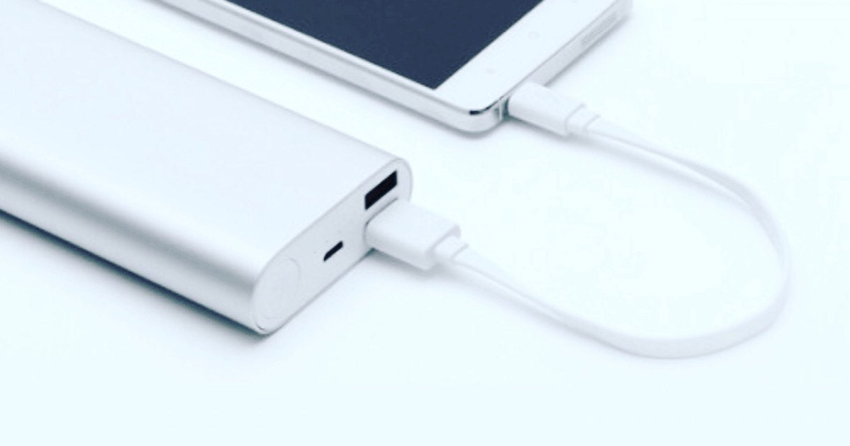 Portable phone charger  works with all phones!
