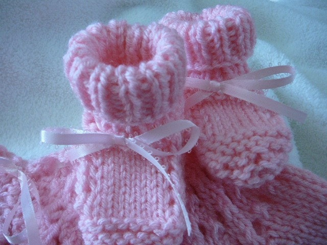 Cotton Candy Baby Set
