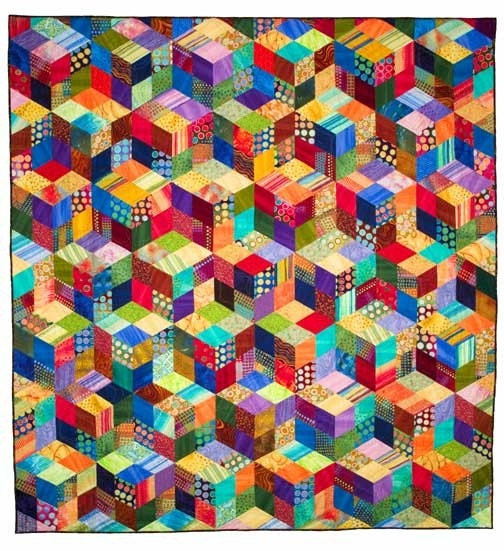 Free Block of the Month Quilt Patterns