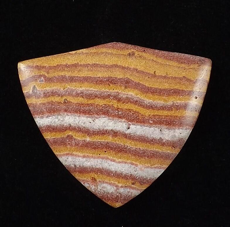 Red Malachite Stone : Red malachite jasper gemstone pendant mmx mm by maplebeads