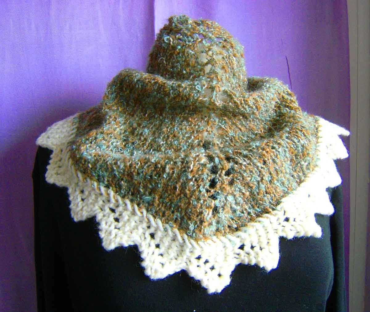 Connemara Mists Shawlette