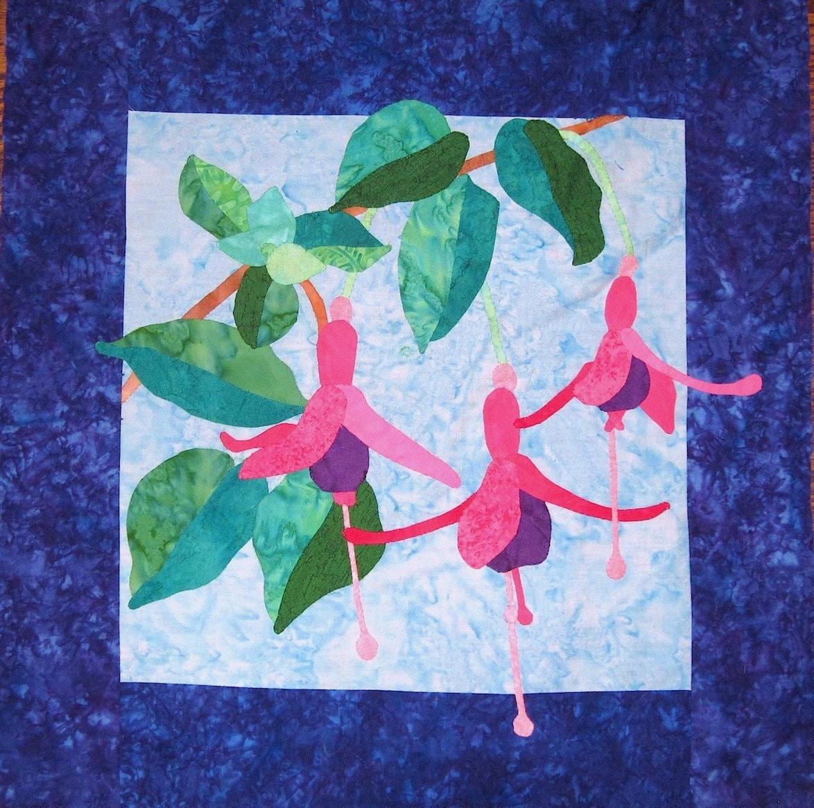 Quilt - Purple Fuchsia
