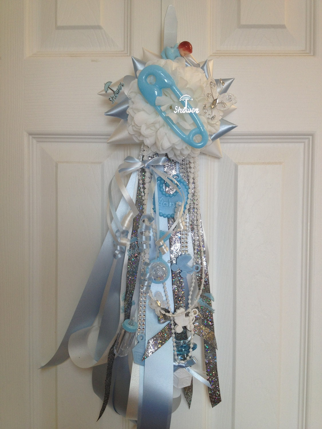 similar to boy baby shower mums baby shower decorations on etsy