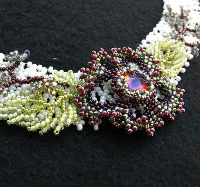 Zoe's Corsage Necklace