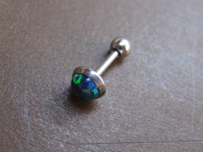 Tragus Earring Jewelry Piercing Ring Stud Dark by ...