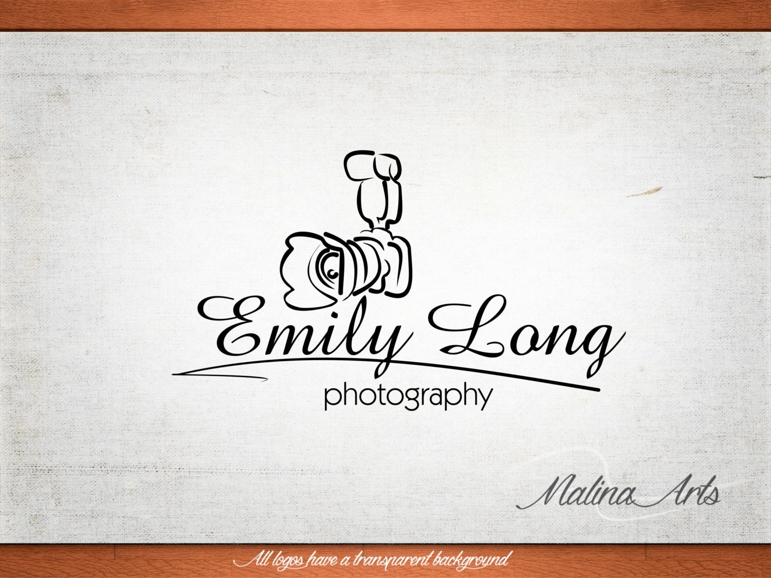 Photography Logos  GraphicSprings Logo Maker