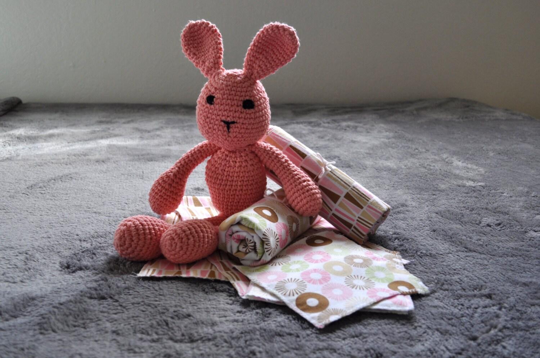 Floppy the Bunny Gift Set