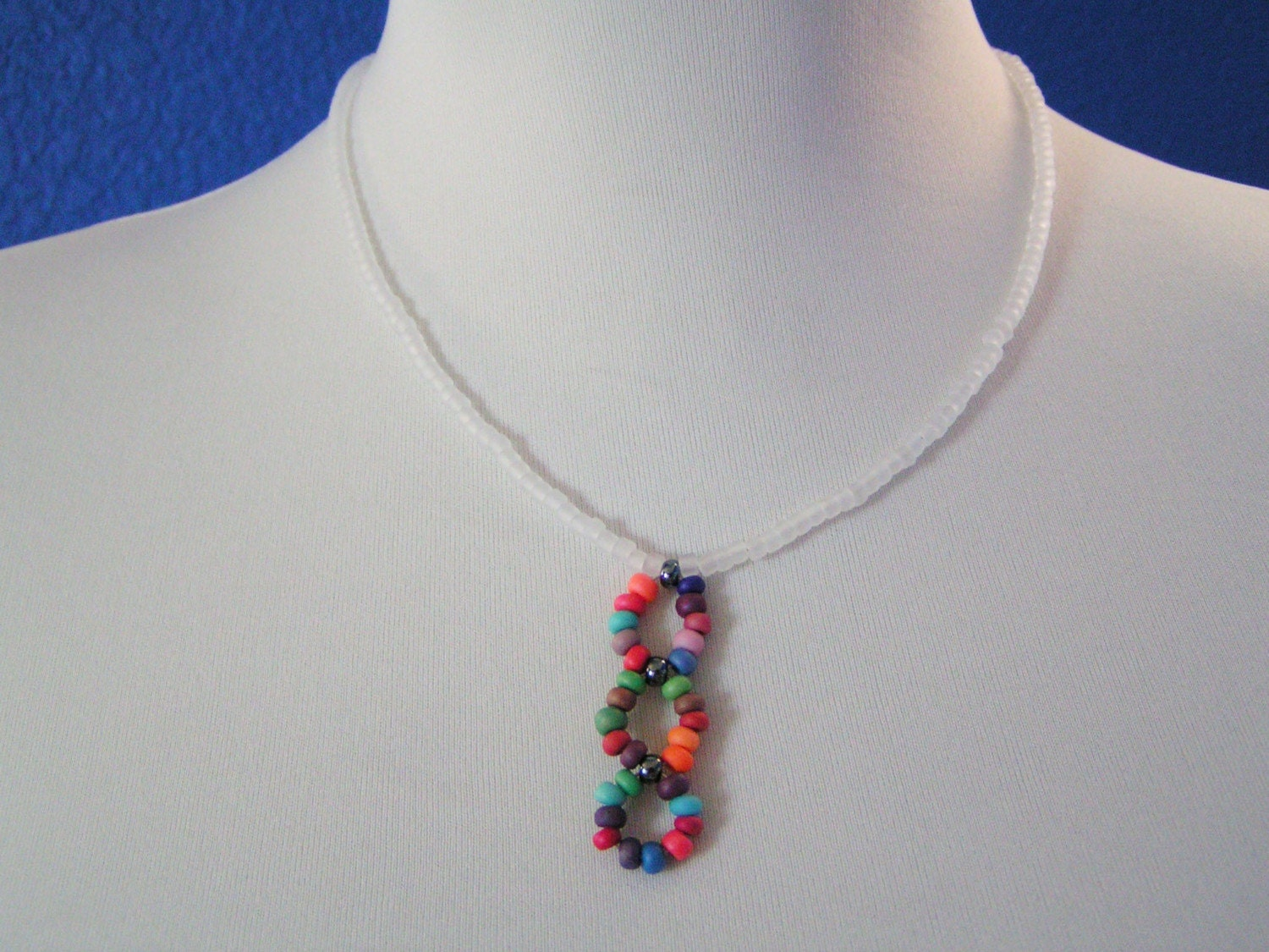 infinity and beyond necklace