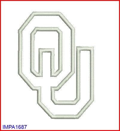 OKLAHOMA EMBROIDERY DESIGNS