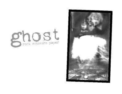 ghost, ed. by Julie Elefante