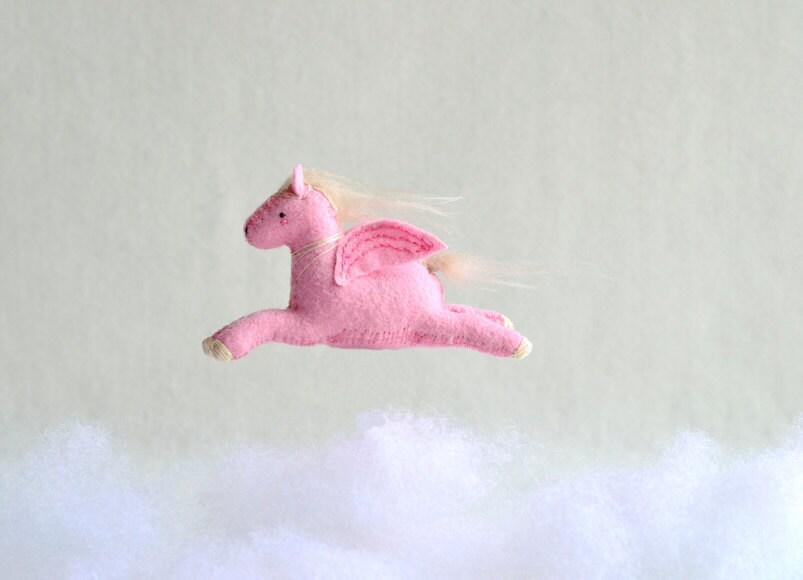 magic pony - pink pegasus mobile