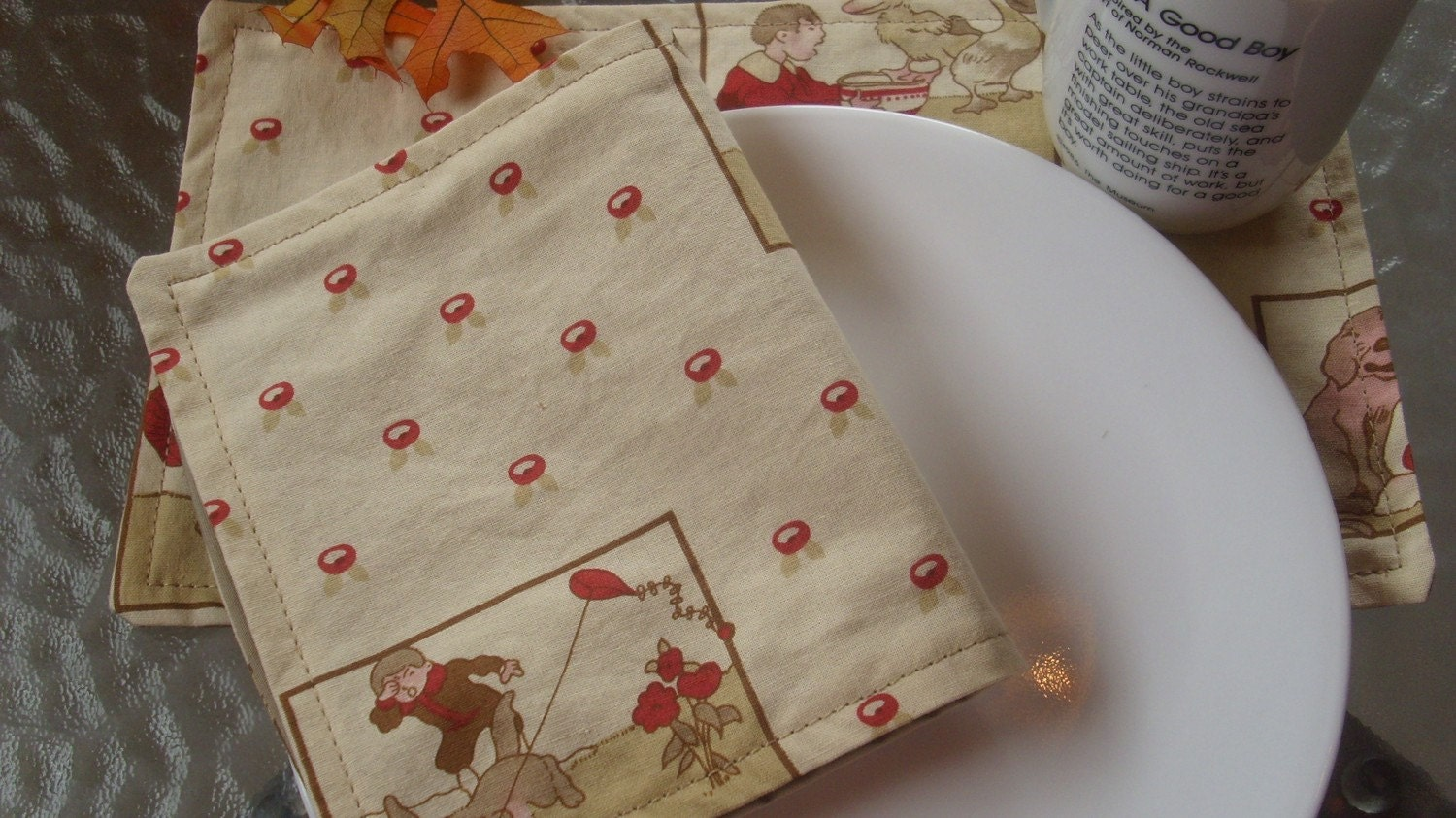 Cloth Napkins-Set of 2