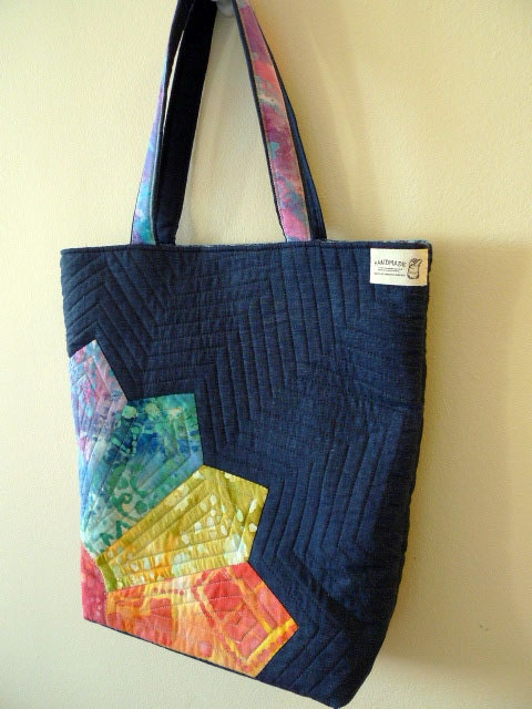 handmade quilted handbags - photo #42