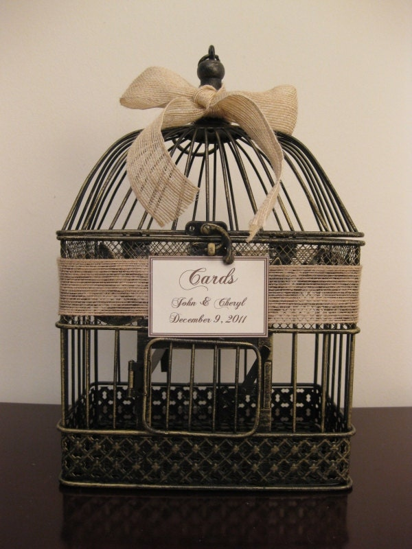Wedding Card Birdcage Wedding Cards Wedding Ideas And Inspirations
