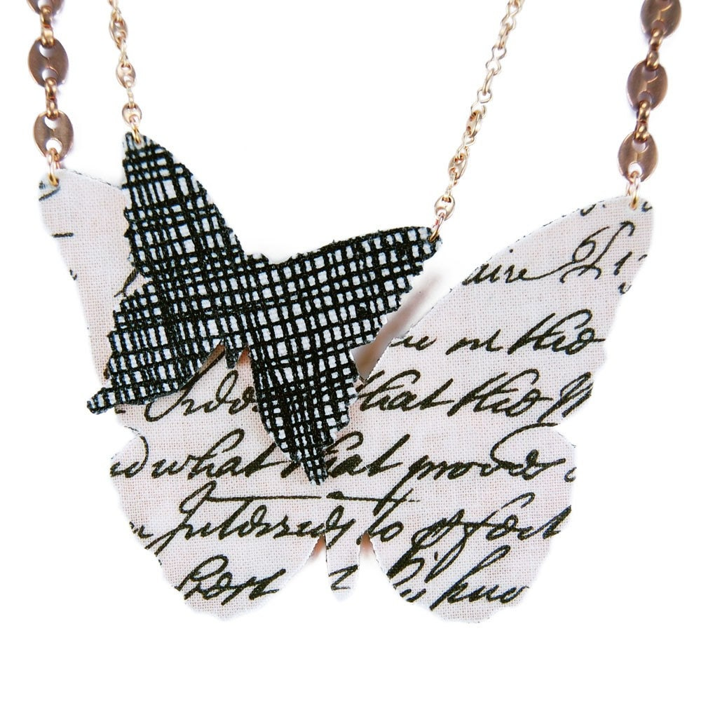 Text Message Necklace