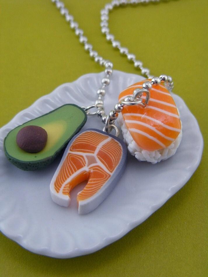 Ожерелье Суши вещи