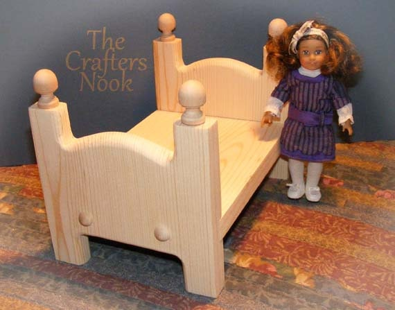 Karen Mom of Threes Craft Blog Wooden Furniture for the  inch