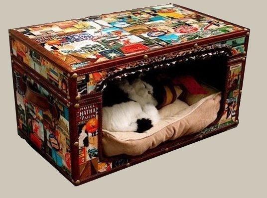 Designer Pet Bed