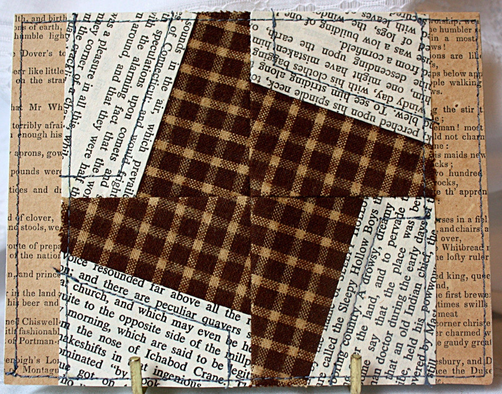 https://www.etsy.com/listing/82524093/flannel-homespun-greeting-card-handmade