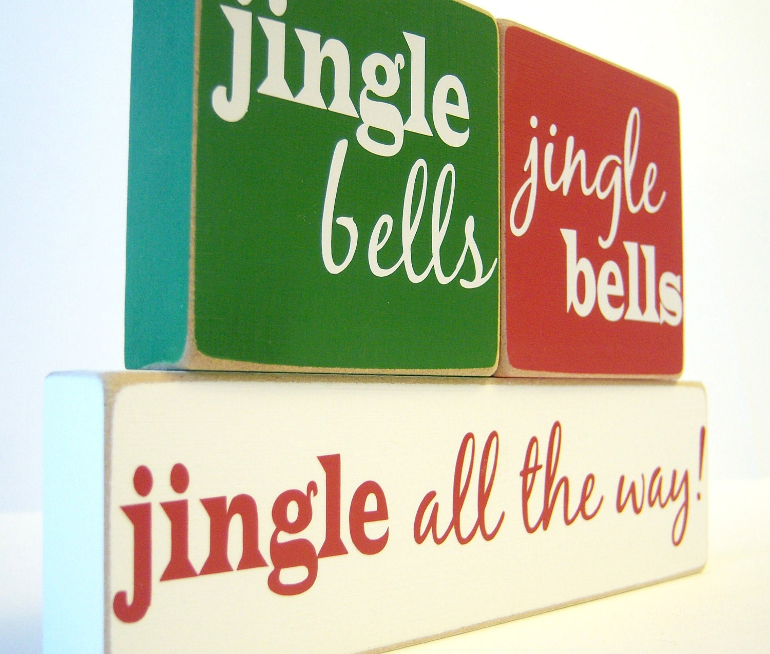 Jingle Bells (A Set). Christmas Decor.