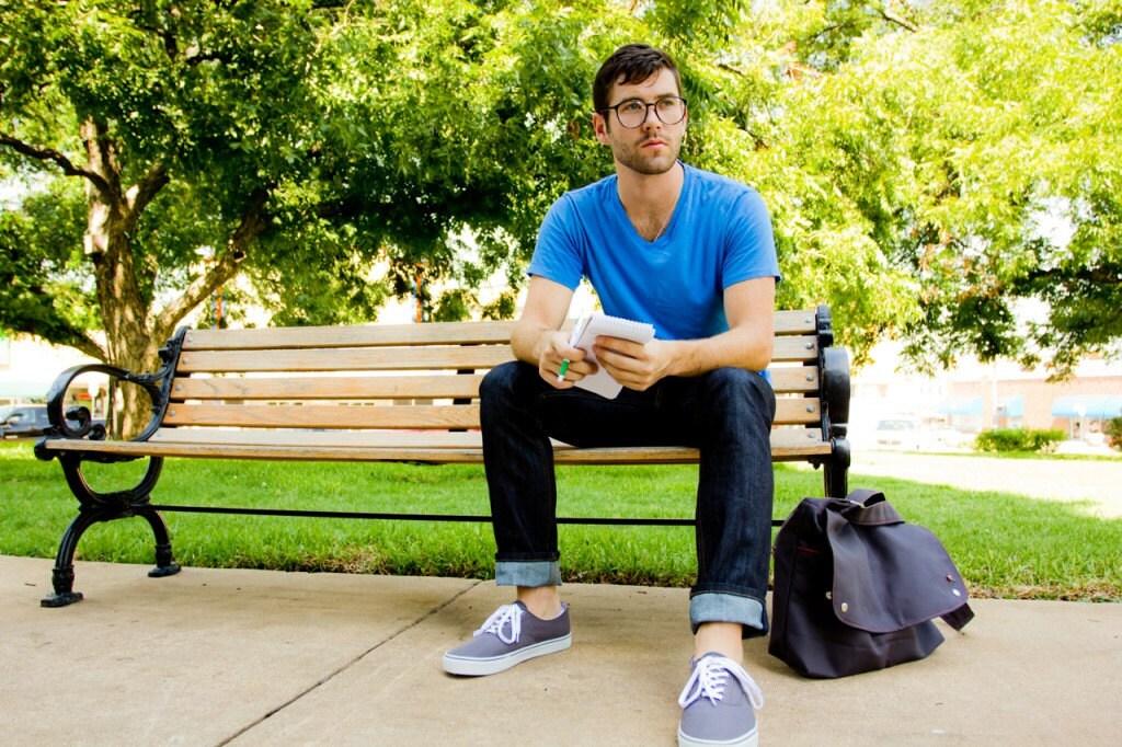Canvas Laptop Messenger Bags For Men