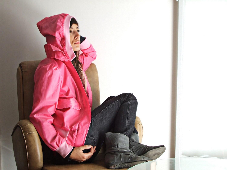 Lulu jacket waterproof