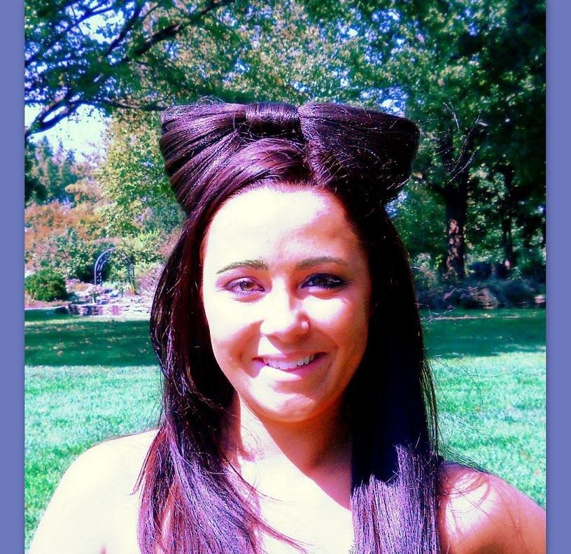 lady gaga hair bow. Mouseover the photos. Mega