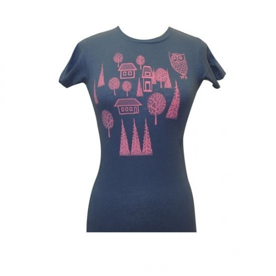 Womens Renegade Craft Fair Tee
