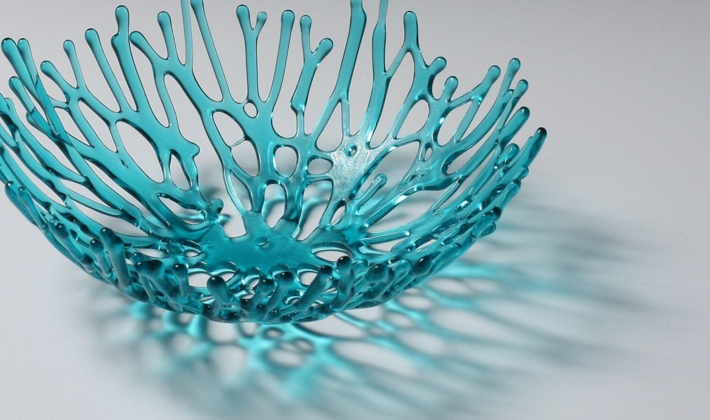 Nest, Medium Aqua