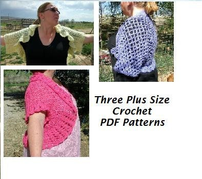 Crochet Patterns Plus Size : 301 Moved Permanently