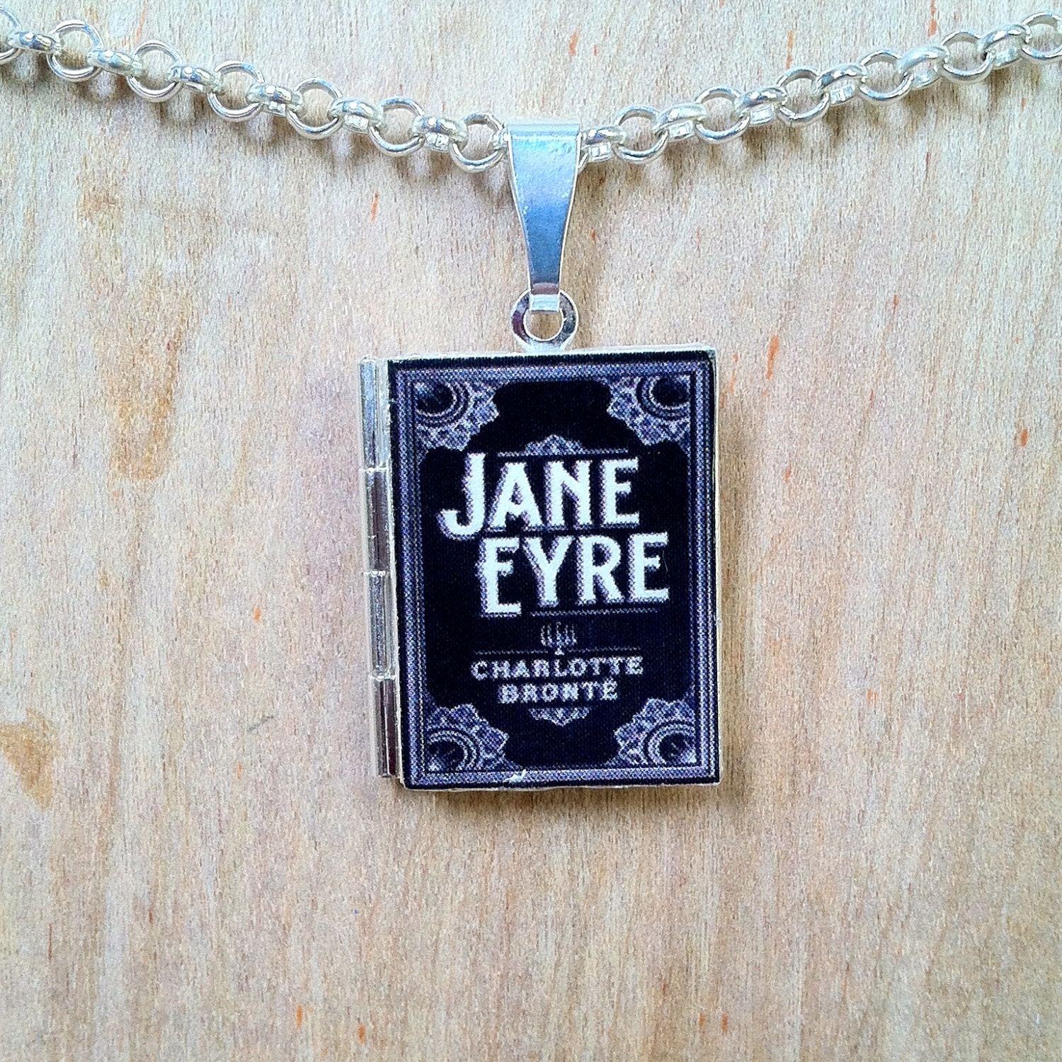 Charlotte Brontë - Jane Eyre (2 cover options) - Literary Locket