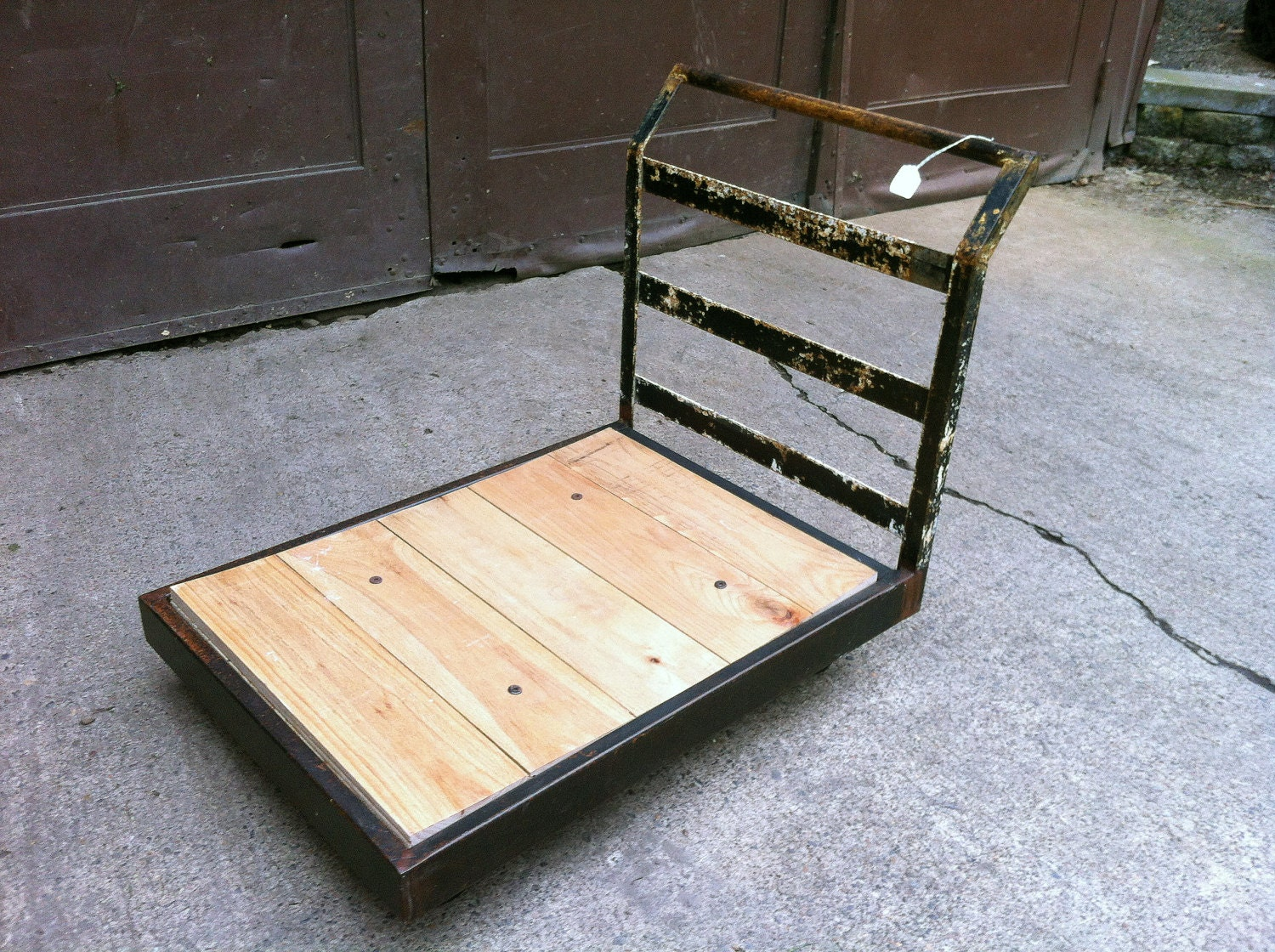 Oak Rolling Cart ~ Unavailable listing on etsy