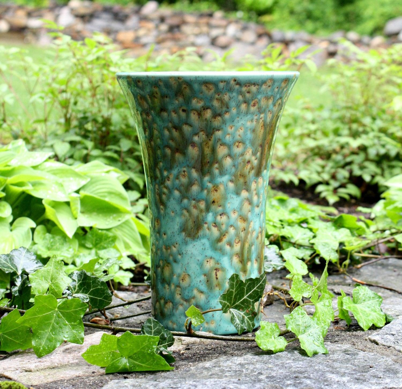 Centerpiece Vase Bali Blue