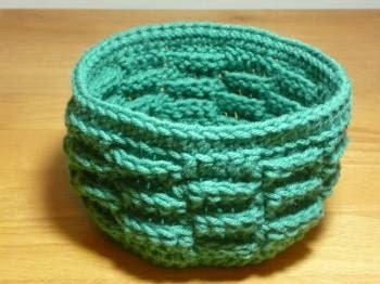 LalaMountain Mama: Free Crochet Bowl Pattern