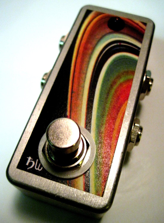 Saturnworks True Bypass Looper Loop Guitar Pedal Compact with LED - Saturnworks