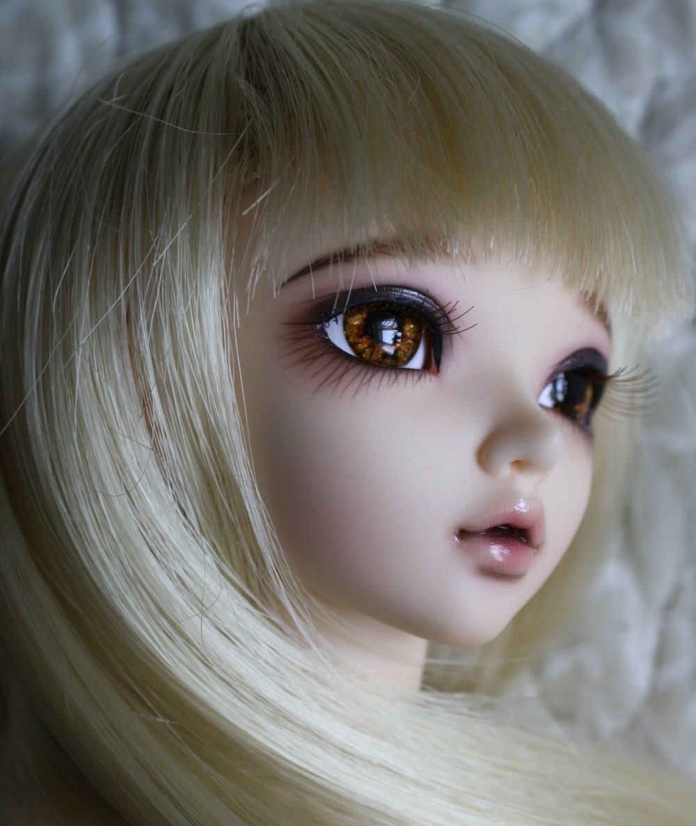 BJD eyes Doll eyes Hand made available in 12141618202224mm Bengal Bronze made to order