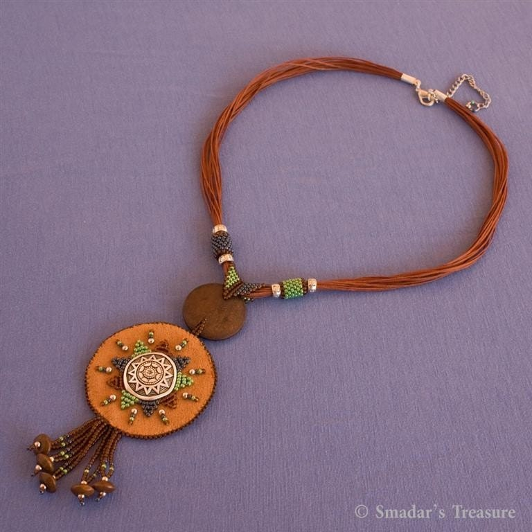 Special Offer - Indian Summer Necklace