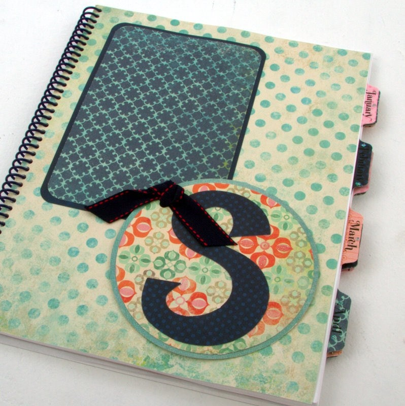 SAWYER Design - Large Personalized Planner