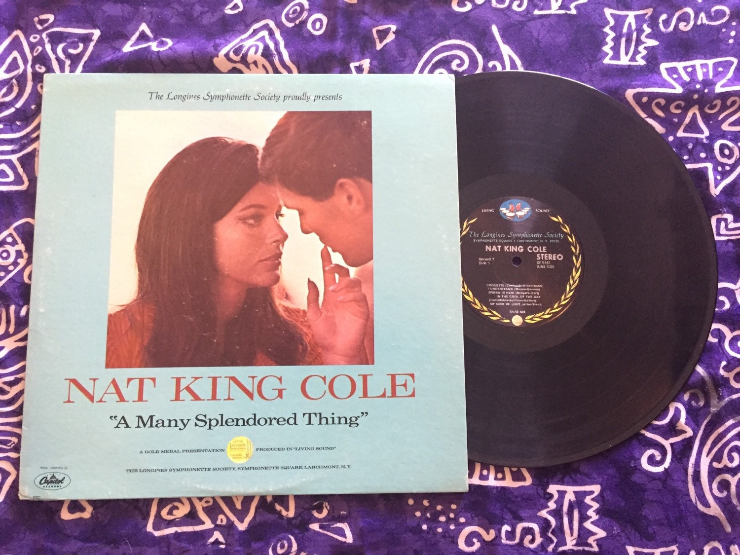 Golden hits of nat king cole nat king cole