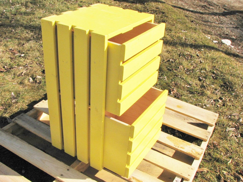 Ideas para reciclar cajones de madera taringa - Cajas fruta recicladas ...